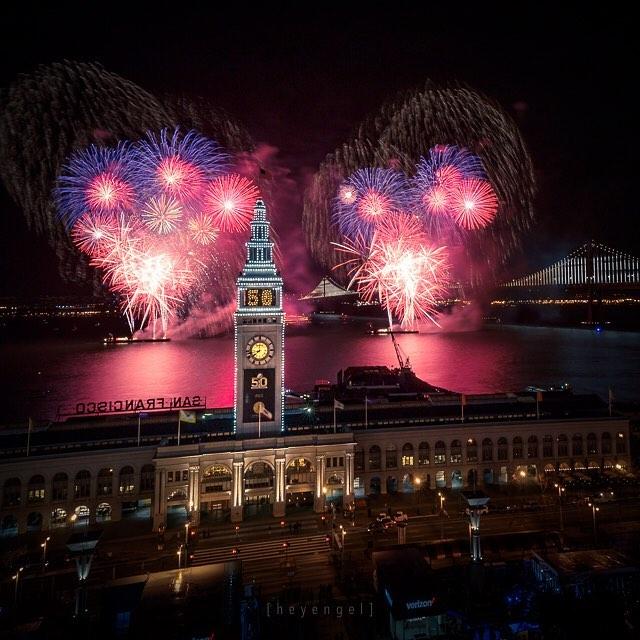 50 Fireworks
