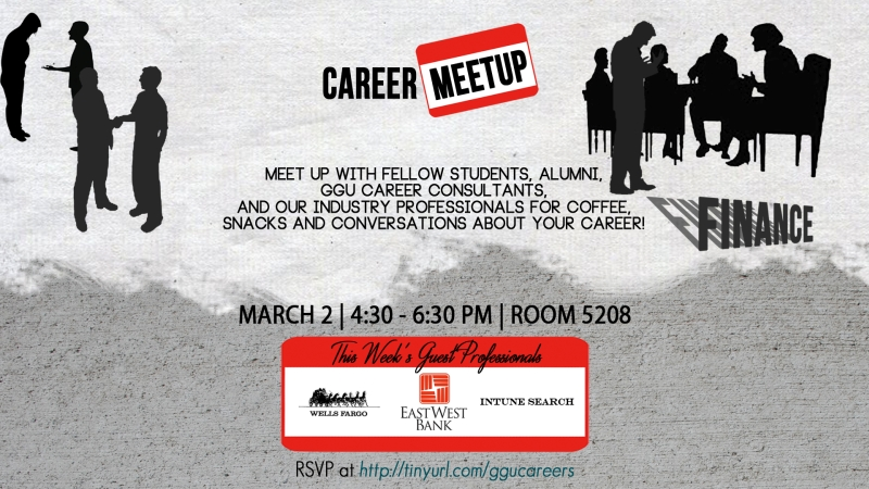 Career Meetup Finance DS