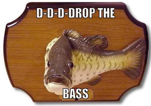 Drop the B
