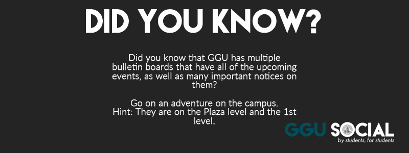GGU Social Did You Know 2-17