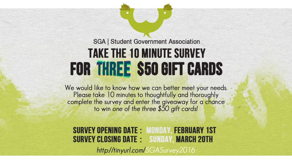 SGA Survey GGUSOCIAL