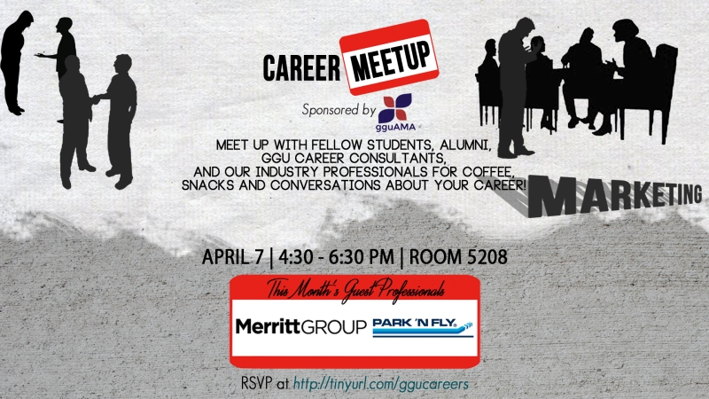 Career Meetup DS Marketing April