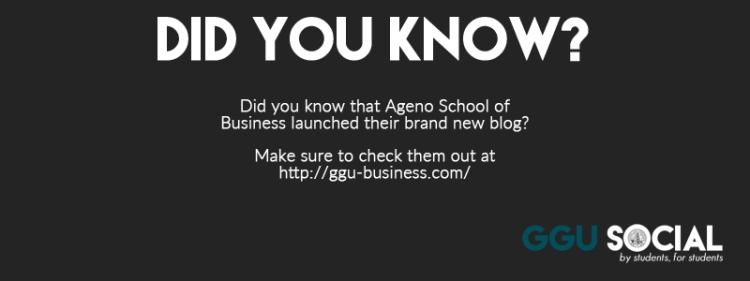 GGU Social Did You Know 3-30