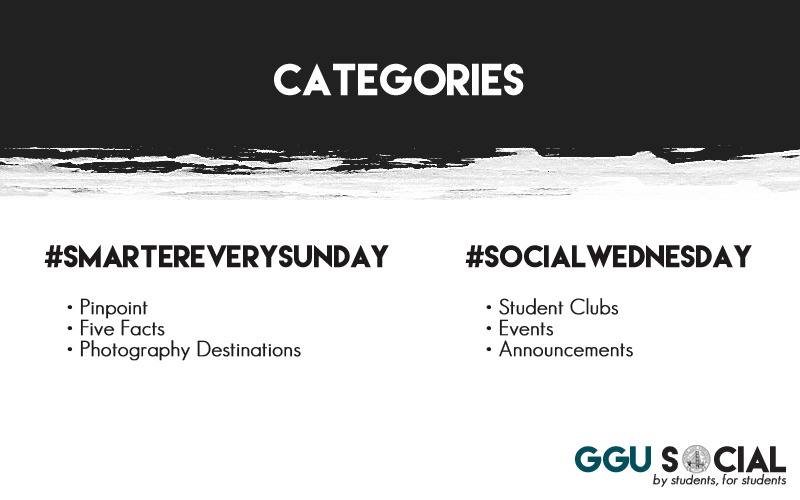 GGU Social Categories