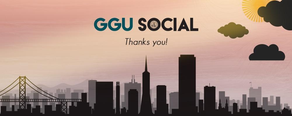GGU Social Thank You