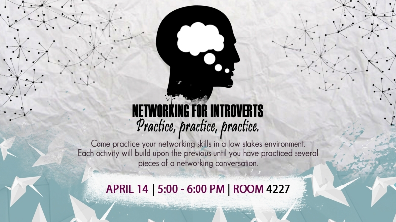 Networking for Introverts DS April