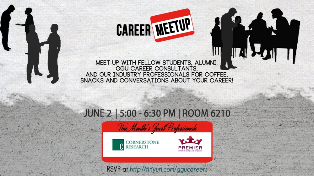 Career Meetup June DS
