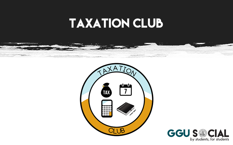GGU Social Club Taxation