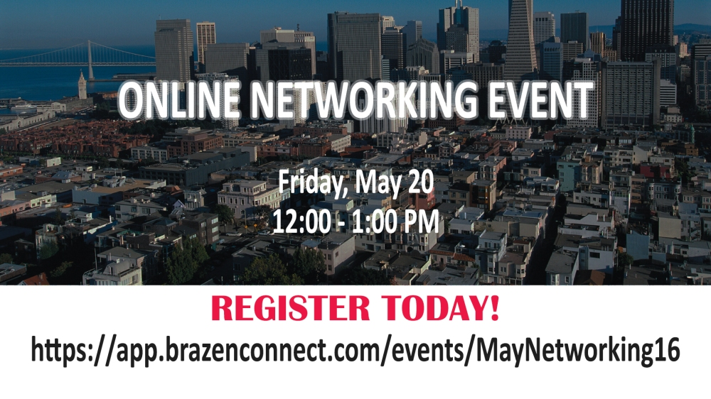 Online Networking Event (5.20.16)