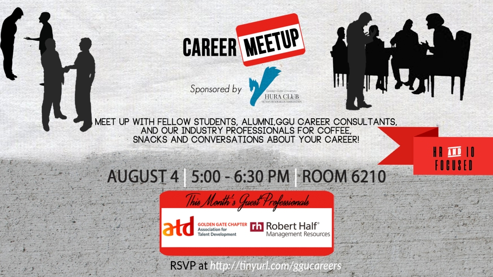 Career Meetup August DS