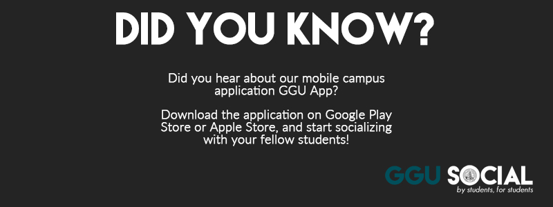GGU Social Did You Know 8-17