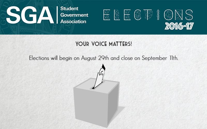 GGU Social Elections Vote