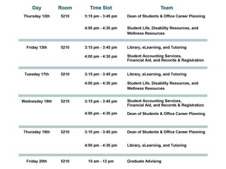 student-success-week
