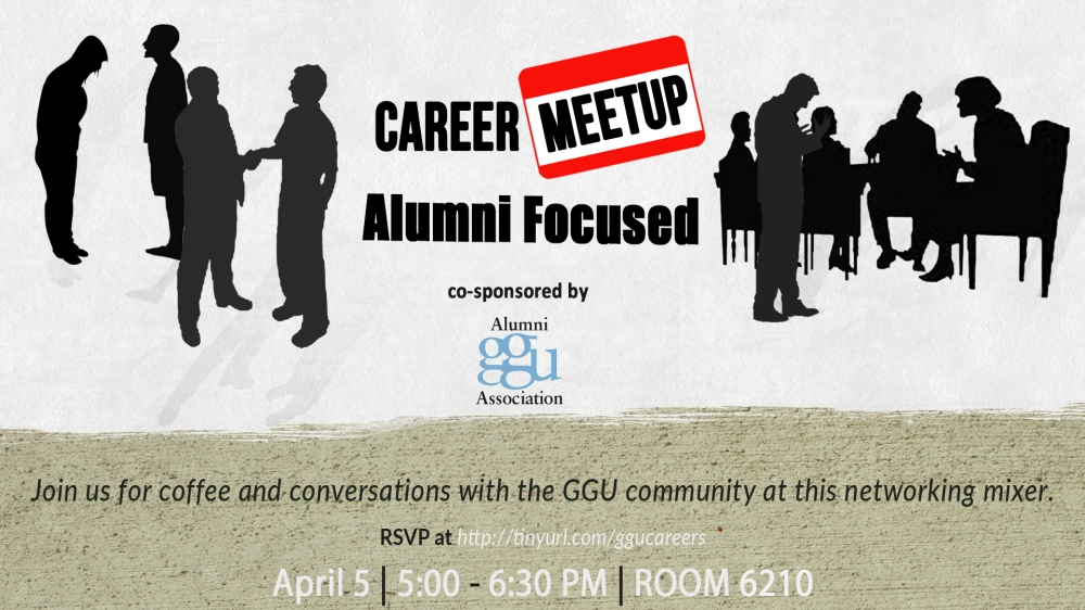 Career Meetup (4.5.17) DS
