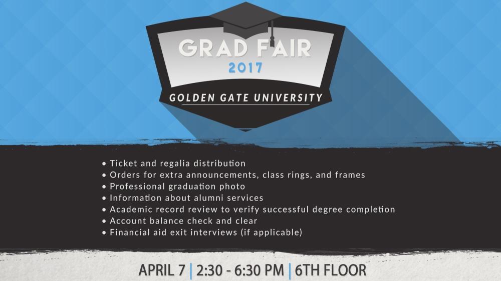 Grad Fair 2017 DS