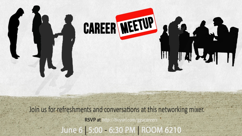 Career Meetup DS (6.6.17)