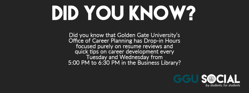 GGU Social Did You Know 1-24