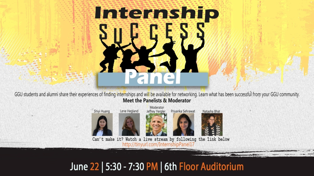 Internship Success Panel DS (6.22.17)