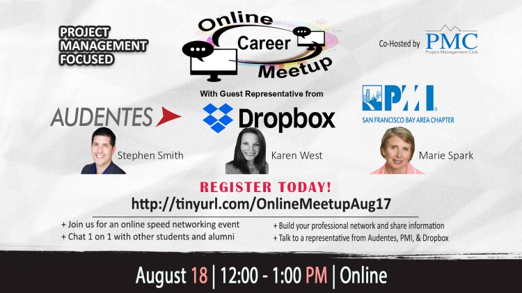 Online Career Meetup (8.18.17) DS v2